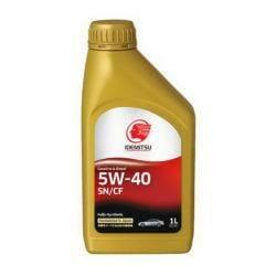 Синтетическое Моторное Масло Idemitsu 5w-40