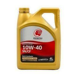 Полусинтетическое Моторное Масло Idemitsu 10w-40
