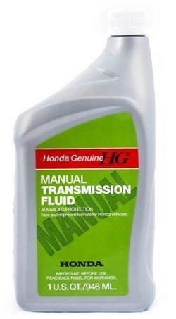 Трансмиссионная Жидкость Honda MTF(механика)