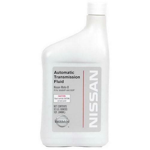 Трансмиссионная Жидкость NISSAN Matic-D ATF