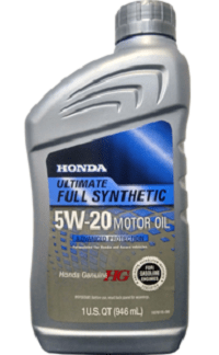 Cинтетическое Моторное Масло Genuine Honda Ultimate Full Synthetic 5W-20