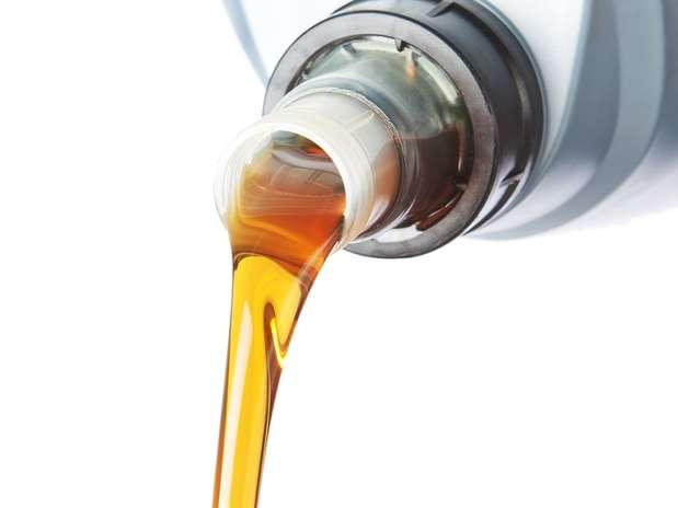 Вязкость моторного масла.