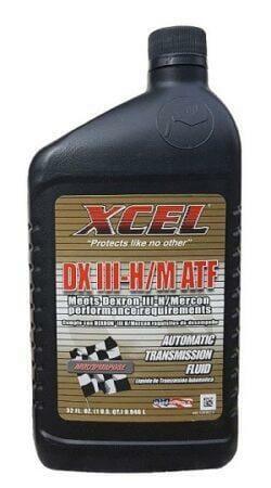 Трансмиссионная Жидкость Xcel DX III-H/M ATF