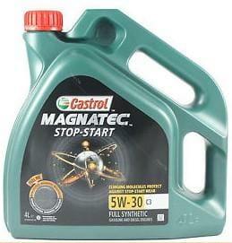 Синтетическое Моторное Масло Castrol Magnatec STOP-START 5w-30 C3