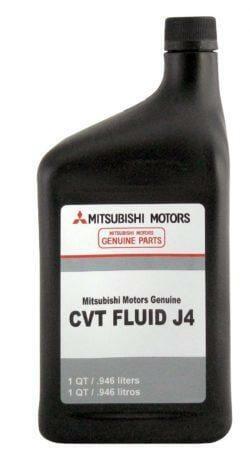 Трансмиссионная Жидкость Mitsubishi CVT J4