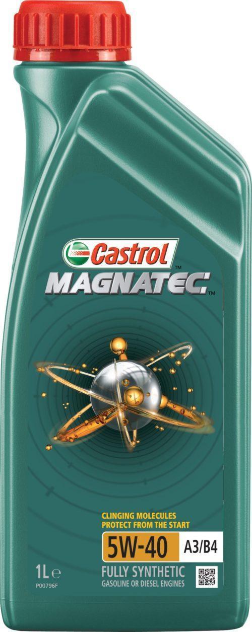 Синтетическое Моторное Масло Castrol Magnatec 5w-40 A3/B4