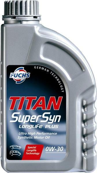 Синтетическое Моторное Масло TITAN SuperSyn LongLife 0w-30