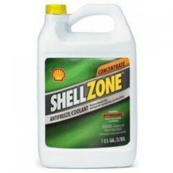Антифриз концентрат зеленый Shell Zone