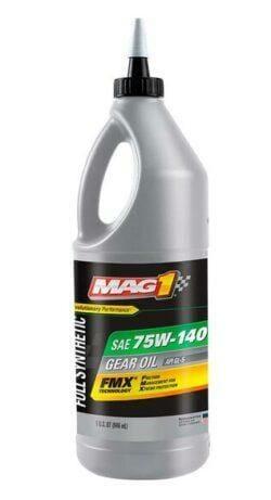 Гидравлическая Жидкость MAG 1 Gear Oil 75W-140