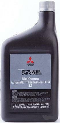 Трансмиссионная Жидкость Mitsubishi DiaQueen ATF J2