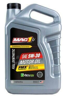 Синтетическое Моторное Масло MAG 1 FMX 5w-30 Dexos1 Gen 2