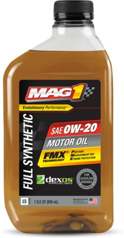 Синтетическое Моторное Масло MAG 1 FMX 0w-20 Dexos1 Gen 2