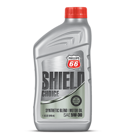 Полусинтетическое Моторное Масло Phillips 66 Shield Choice 5w30
