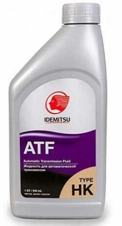 Трансмиссионная Жидкость Idemitsu ATF TYPE-HK