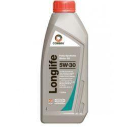 Синтетическое моторное масло Comma LongLife 5W-30