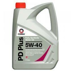 Синтетическое моторное масло Comma PD Plus 5W-40 Diesel