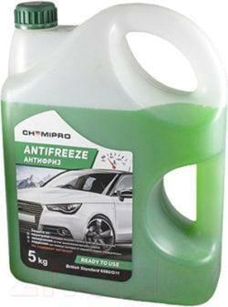 Антифриз Chemipro G11 зеленый