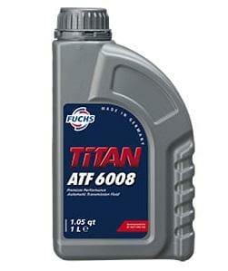 Трансмиссионная Жидкость TITAN ATF 6008