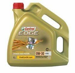 Синтетическое Моторное Масло Castrol EDGE 0w-30 A5/B5