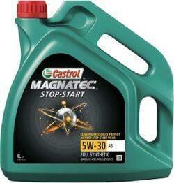 Синтетическое Моторное Масло Castrol MAGNATEC Stop-Start 5W-30 A5