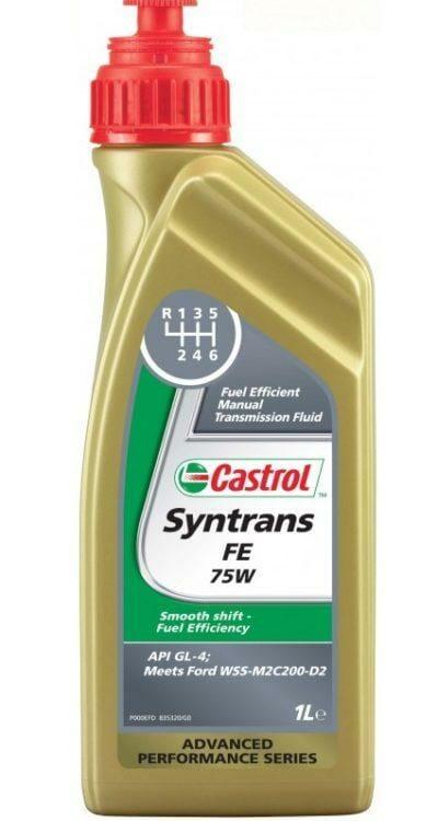 Гидравлическая Жидкость Castrol Syntrans FE 75W 1L