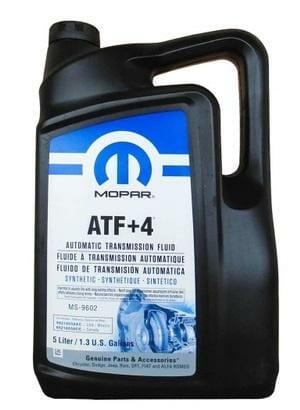 Трансмиссионная Жидкость Mopar ATF+4