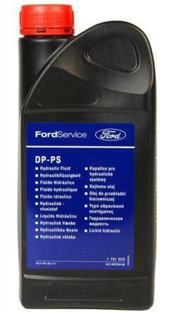 Жидкость для гидроусилителя руля Ford DP-PS