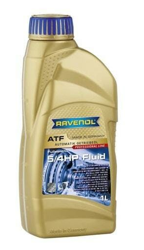 Трансмиссионная Жидкость RAVENOL ATF 5/4 HP Fluid