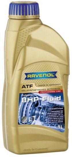 Трансмиссионная Жидкость RAVENOL ATF 8HP Fluid