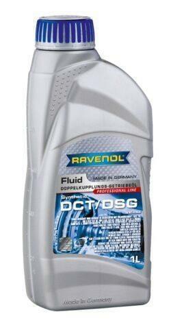 Трансмиссионная Жидкость RAVENOL DCT/DSG Getriebe Fluid