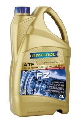 Трансмиссионная Жидкость RAVENOL ATF FZ