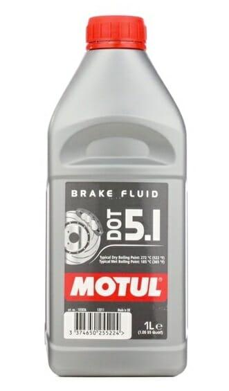 Гидравлическая Тормозная Жидкость MOTUL DOT 5,1