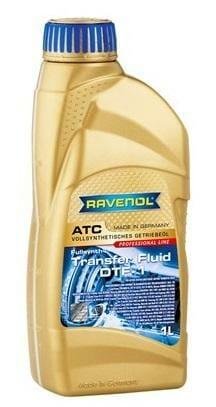 Трансмиссионная Жидкость RAVENOL Transfer Fluid DTF-1(TF-0870)