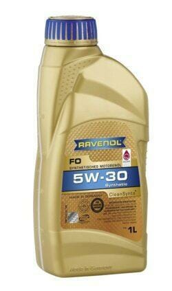 Cинтетическое Моторное Масло RAVENOL FO 5w30