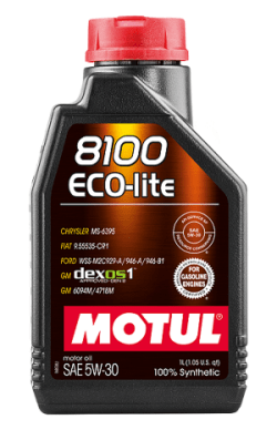 Cинтетическое Моторное Масло MOTUL 8100 Eco-Lite 5w30