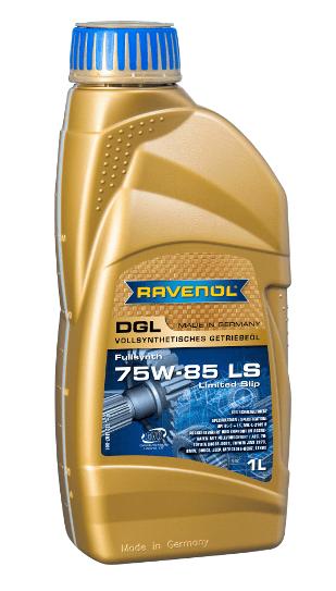 Трансмиссионная Жидкость RAVENOL DGL 75w85 GL-5 LS