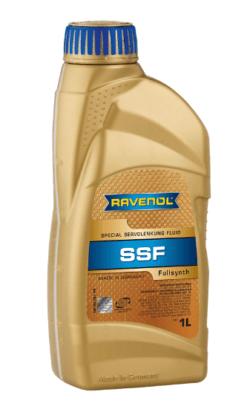 Жидкость для гидроусилителя руля RAVENOL SSF(Special Servolenkung Fluid)