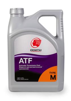 Трансмиссионная Жидкость Idemitsu ATF TYPE-M
