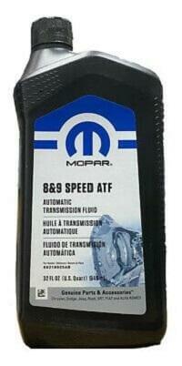 Трансмиссионная Жидкость Mopar ATF 8&9 SPEED